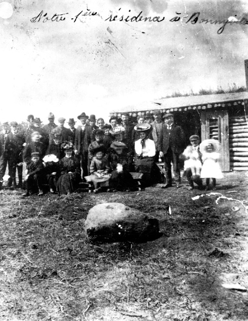 Société historique francophone de l'Alberta